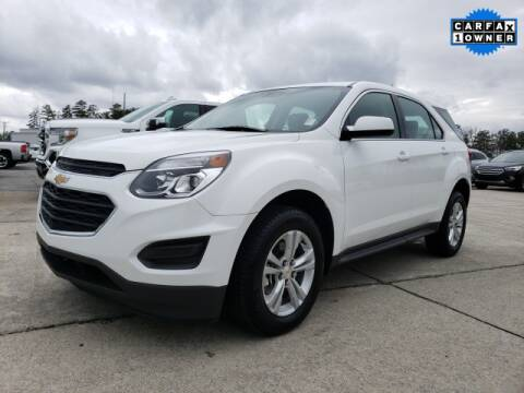 2017 Chevrolet Equinox LS for sale at Hardy Auto Resales in Dallas GA
