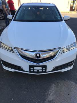 2015 Acura TLX for sale in Roslindale, MA