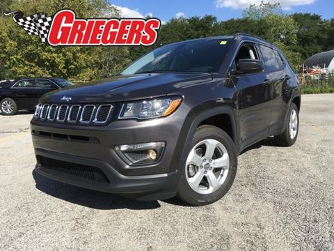 2018 Jeep Compass for sale in Valparaiso, IN