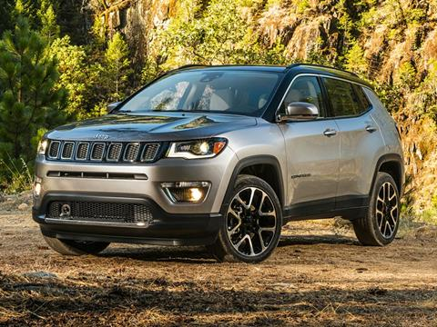 2019 Jeep Compass for sale in Valparaiso, IN