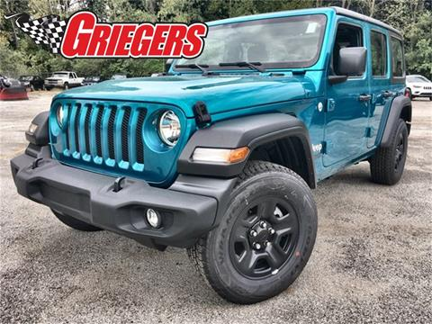 2020 Jeep Wrangler Unlimited for sale in Valparaiso, IN