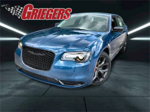 2020 Chrysler 300 for sale at GRIEGER'S MOTOR SALES CHRYSLER DODGE JEEP RAM in Valparaiso IN