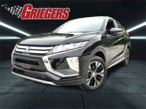 2018 Mitsubishi Eclipse Cross for sale at GRIEGER'S MOTOR SALES CHRYSLER DODGE JEEP RAM in Valparaiso IN