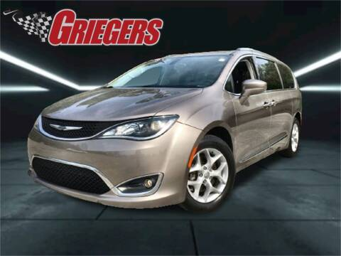 2017 Chrysler Pacifica for sale at GRIEGER'S MOTOR SALES CHRYSLER DODGE JEEP RAM in Valparaiso IN