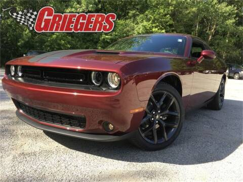 2019 Dodge Challenger for sale at GRIEGER'S MOTOR SALES CHRYSLER DODGE JEEP RAM in Valparaiso IN