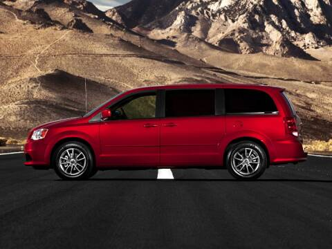 2014 Dodge Grand Caravan for sale at GRIEGER'S MOTOR SALES CHRYSLER DODGE JEEP RAM in Valparaiso IN