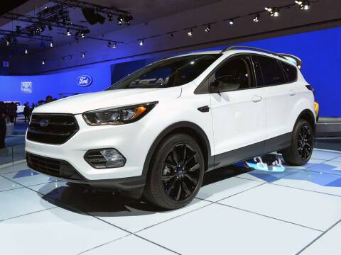 2017 Ford Escape for sale at GRIEGER'S MOTOR SALES CHRYSLER DODGE JEEP RAM in Valparaiso IN