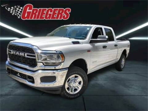 2020 RAM Ram Pickup 2500 for sale at GRIEGER'S MOTOR SALES CHRYSLER DODGE JEEP RAM in Valparaiso IN