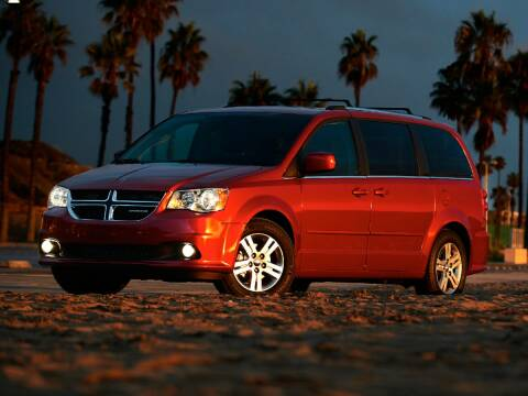 2019 Dodge Grand Caravan for sale at GRIEGER'S MOTOR SALES CHRYSLER DODGE JEEP RAM in Valparaiso IN