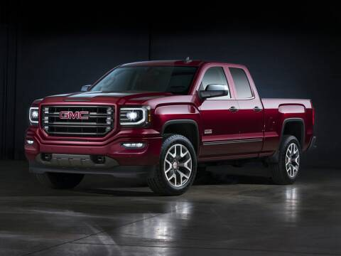 2017 GMC Sierra 1500 for sale at GRIEGER'S MOTOR SALES CHRYSLER DODGE JEEP RAM in Valparaiso IN