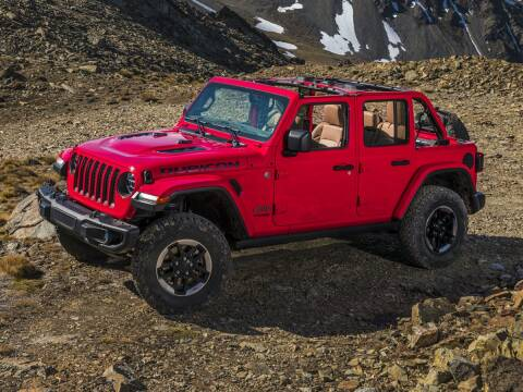 2020 Jeep Wrangler Unlimited for sale at GRIEGER'S MOTOR SALES CHRYSLER DODGE JEEP RAM in Valparaiso IN
