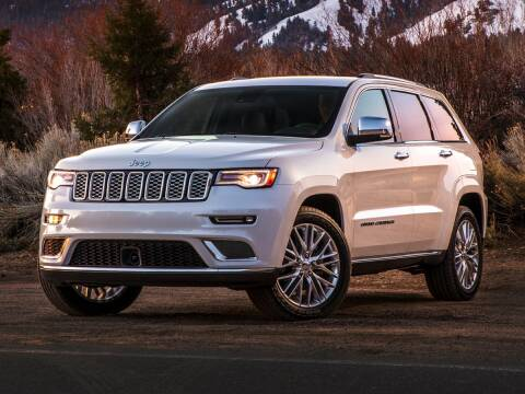 2019 Jeep Grand Cherokee for sale at GRIEGER'S MOTOR SALES CHRYSLER DODGE JEEP RAM in Valparaiso IN