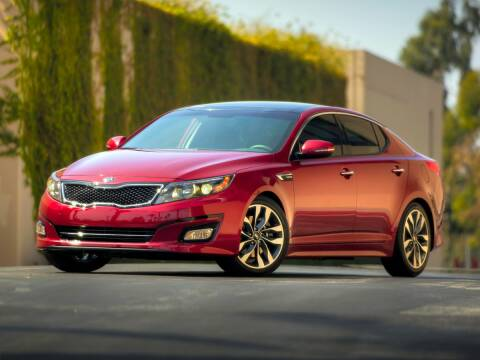 2015 Kia Optima for sale at GRIEGER'S MOTOR SALES CHRYSLER DODGE JEEP RAM in Valparaiso IN