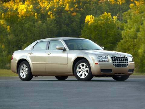 2010 Chrysler 300 for sale at GRIEGER'S MOTOR SALES CHRYSLER DODGE JEEP RAM in Valparaiso IN
