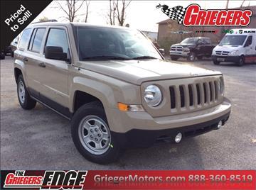 Jeep Patriot For Sale California