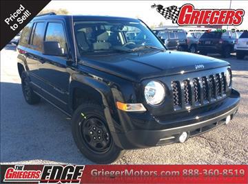 Jeep Patriot For Sale Shreveport La