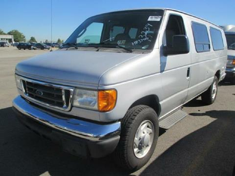 2005 Ford E-Series Cargo for sale in Melrose Park, IL
