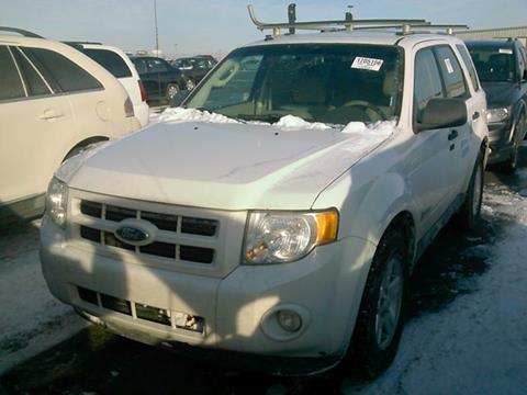 2011 Ford Escape Hybrid for sale in Melrose Park, IL