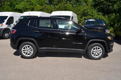 2017 Jeep Compass for sale in Saint Louis, MO