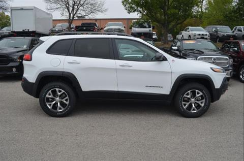 2018 Jeep Cherokee for sale in Saint Louis, MO