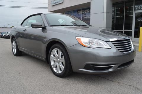 2012 Chrysler 200 Convertible for sale in Saint Louis, MO