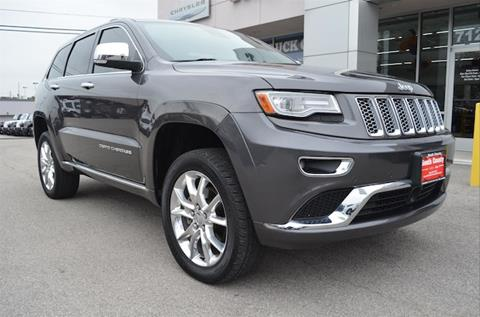 2014 Jeep Grand Cherokee for sale in Saint Louis, MO