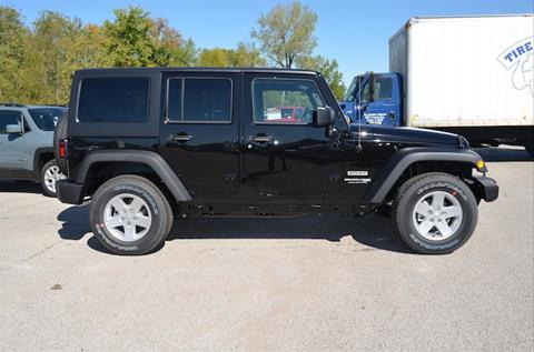2018 Jeep Wrangler Unlimited for sale in Saint Louis, MO