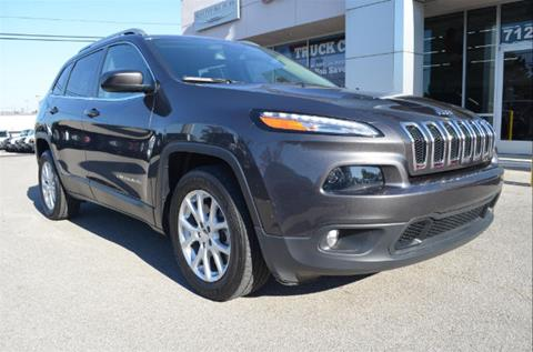 2017 Jeep Cherokee for sale in Saint Louis, MO