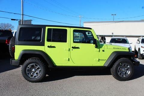 2017 Jeep Wrangler Unlimited for sale in Saint Louis, MO
