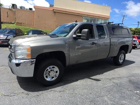 2008 Chevrolet Silverado 2500HD for sale in Laurel, MD