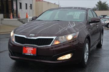 2013 Kia Optima for sale in Laurel, MD