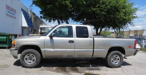 1999 GMC Sierra 1500 for sale in Miami, FL