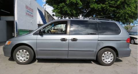 2000 Honda Odyssey for sale in Miami, FL