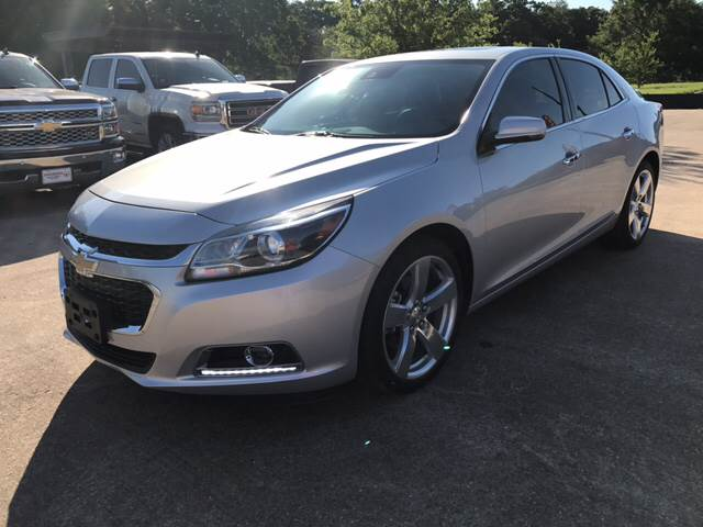 2014 Chevrolet Malibu for sale at Premier Motor Company in Bryan TX