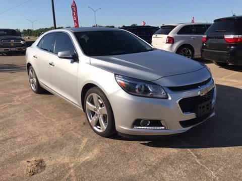 2014 Chevrolet Malibu for sale at Premier Motor Company in Bryan TX