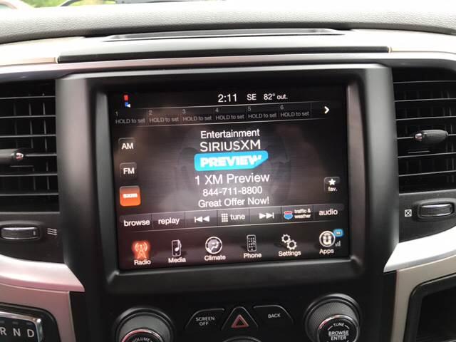 2014 RAM Ram Pickup 1500 for sale at Premier Motor Company in Bryan TX