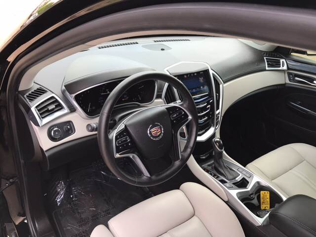 2015 Cadillac SRX for sale at Premier Motor Company in Bryan TX