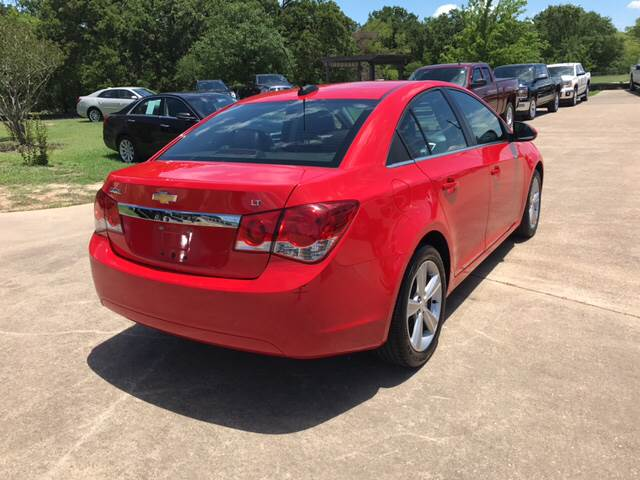 2016 Chevrolet Cruze Limited for sale at Premier Motor Company in Bryan TX