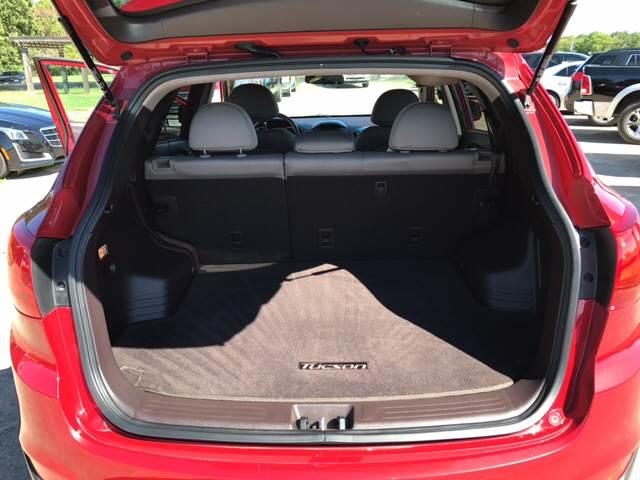 2014 Hyundai Tucson for sale at Premier Motor Company in Bryan TX