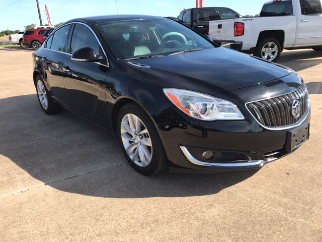 2014 Buick Regal for sale at Premier Motor Company in Bryan TX