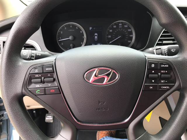 2015 Hyundai Sonata for sale at Premier Motor Company in Bryan TX