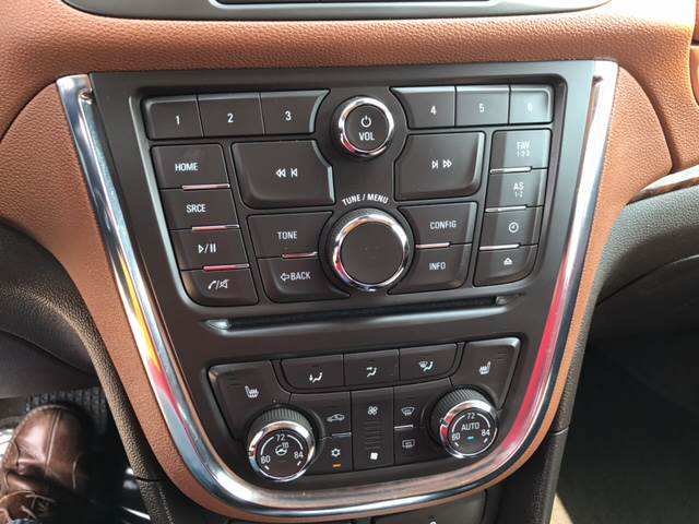 2014 Buick Encore for sale at Premier Motor Company in Bryan TX