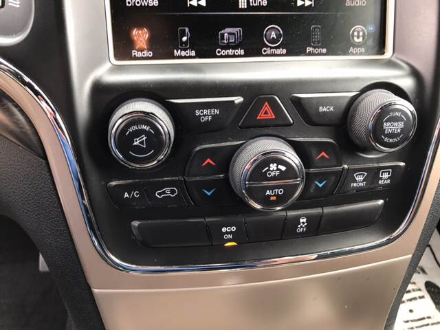 2014 Jeep Grand Cherokee for sale at Premier Motor Company in Bryan TX