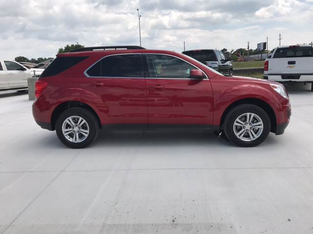 2014 Chevrolet Equinox for sale at Premier Motor Company in Bryan TX