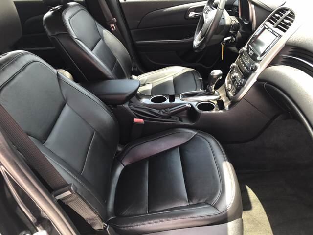 2015 Chevrolet Malibu for sale at Premier Motor Company in Bryan TX