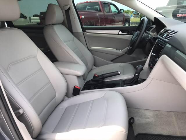 2015 Volkswagen Passat for sale at Premier Motor Company in Bryan TX