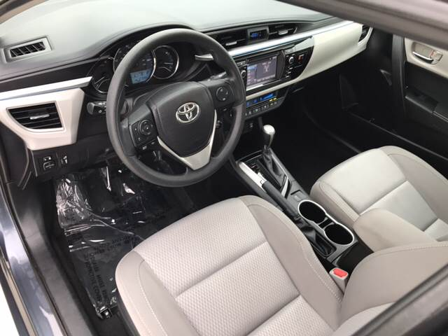 2016 Toyota Corolla for sale at Premier Motor Company in Bryan TX