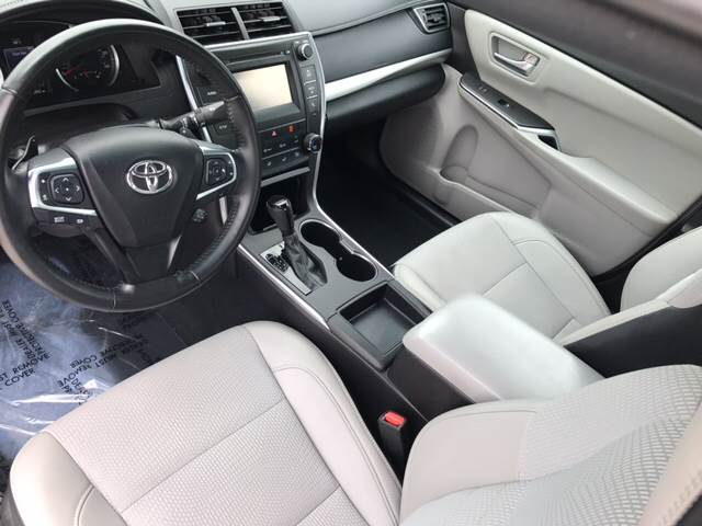 2016 Toyota Camry for sale at Premier Motor Company in Bryan TX
