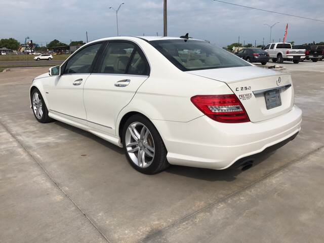 2012 Mercedes-Benz C-Class for sale at Premier Motor Company in Bryan TX