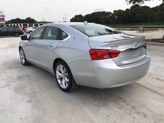 2014 Chevrolet Impala for sale at Premier Motor Company in Bryan TX